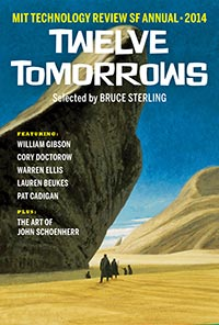 Twelve Tomorrows Q&A with Science Fiction Author Gene Wolfe | MIT Technology Review