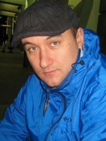 Photograph of Gabriel Licina
