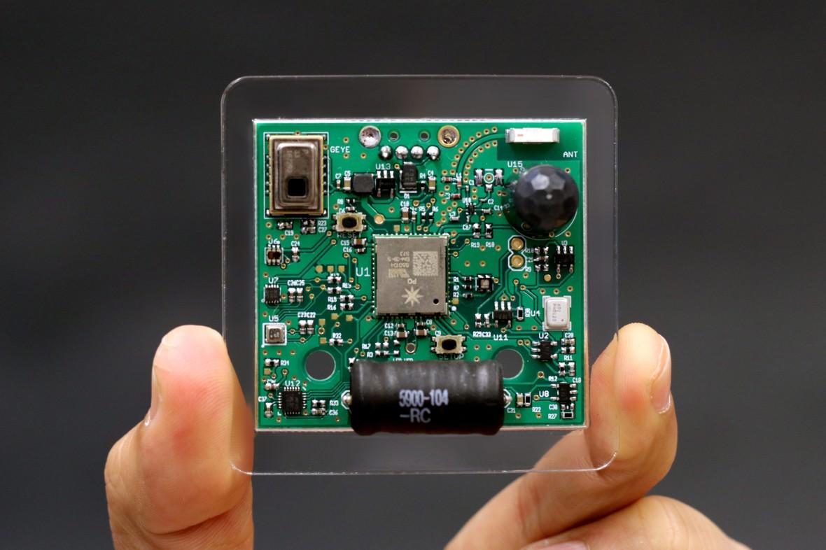sensor smart motion board sensing temperature room whole pressure mit interference light can technology mega makes review 1999 sensors tech