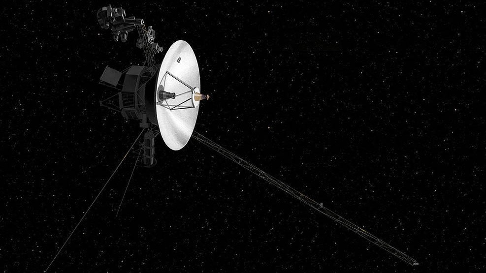NASA is trying to save Voyager 2 after a power glitch shut down its instruments