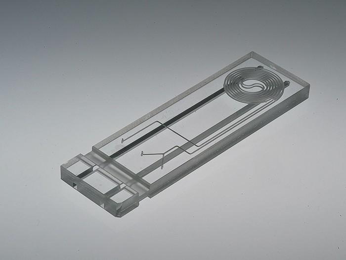 A microreactor