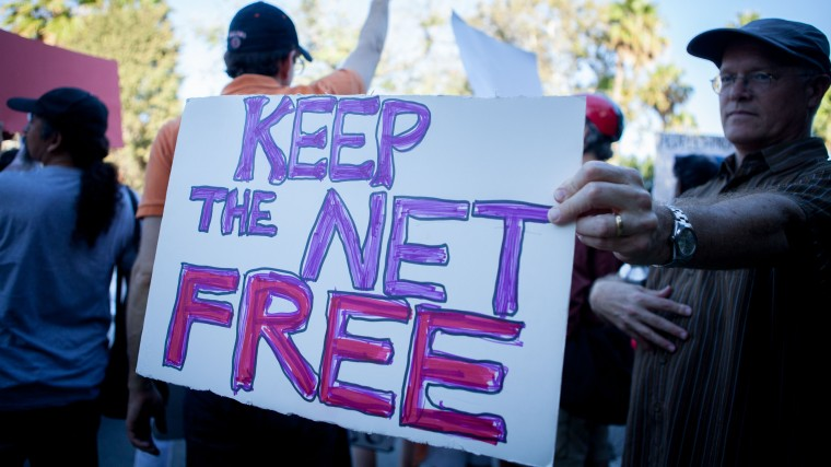 Net neutrality is already a hot-button topic for many people.
