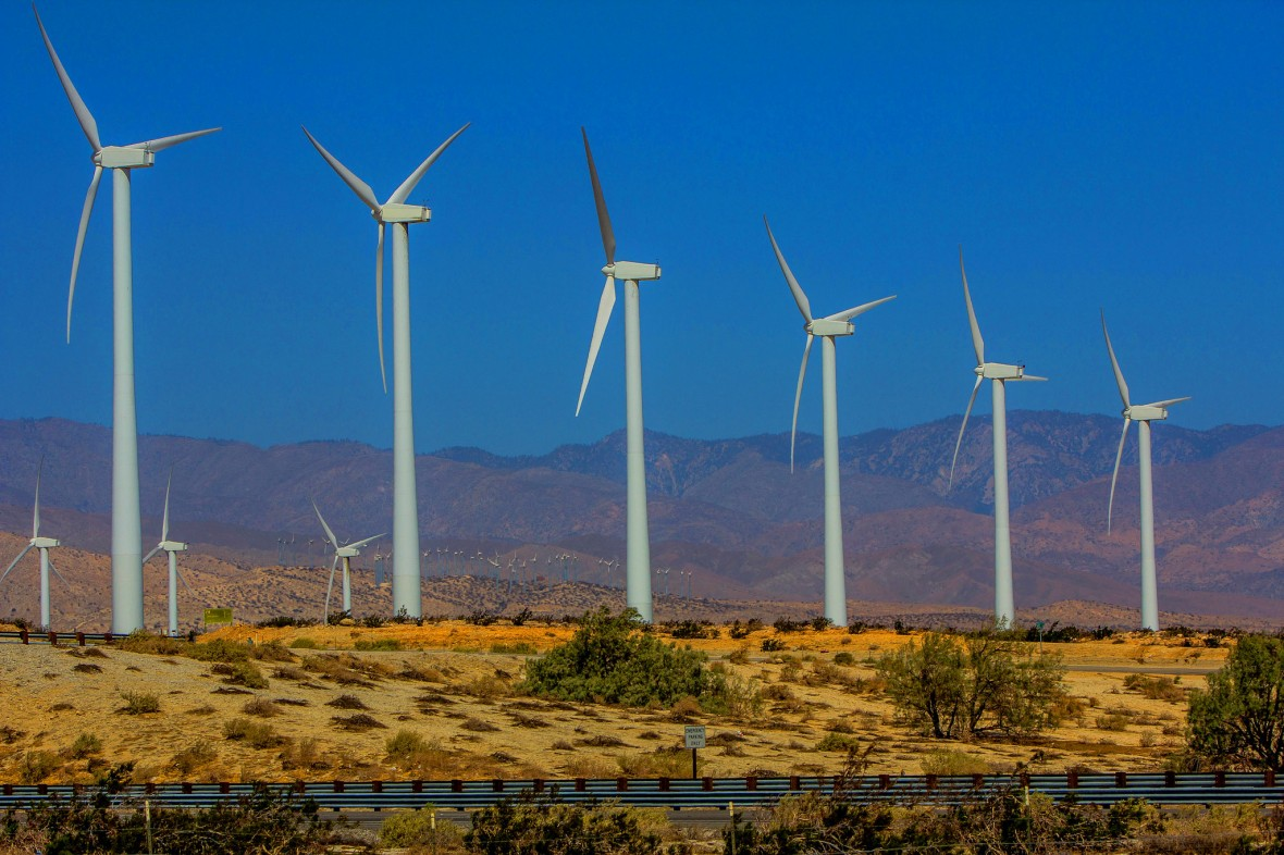 Wide-scale US wind power could cause significant warming