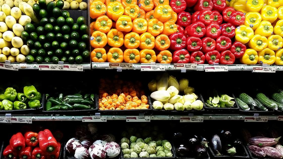 Inside Whole Foods