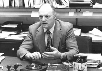 Photo of Norman Rasmussen