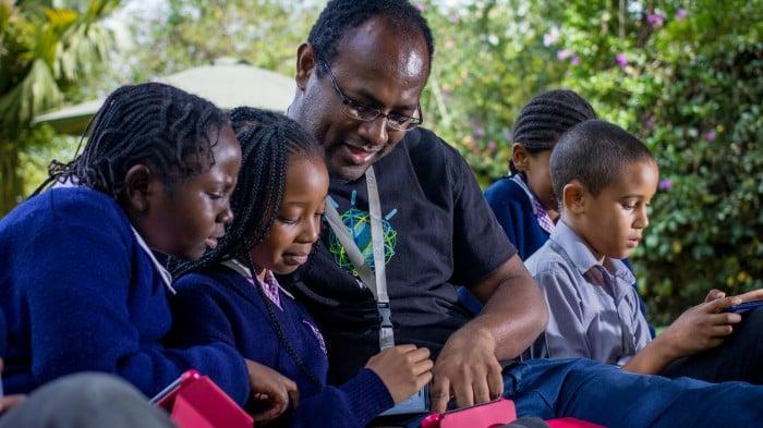 Africa Scientist Kommy Weldemariam