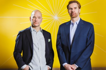 Andrew McaFee and Erik Brynjolfsson