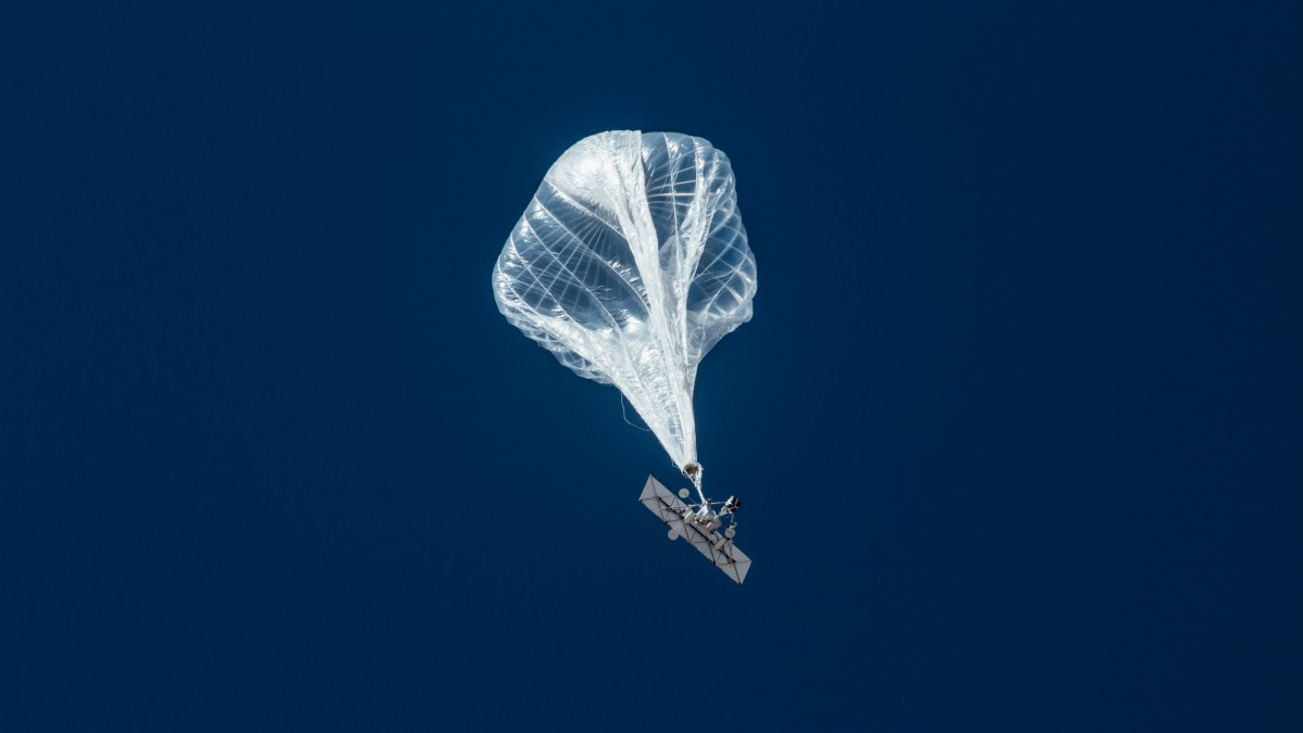 Google is going to deploy Loon balloons in rural Peru