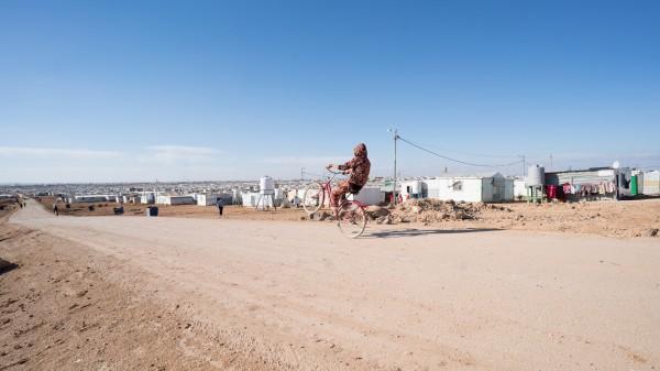 Inside the Jordan refugee camp that runs on blockchain - MIT
