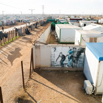 Inside the Jordan refugee camp that runs on blockchain - MIT
