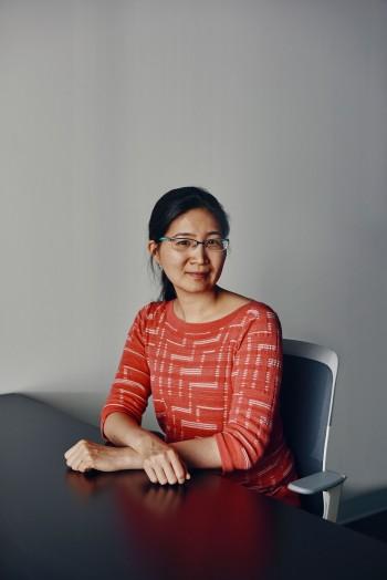 A photo of Vivienne Sze