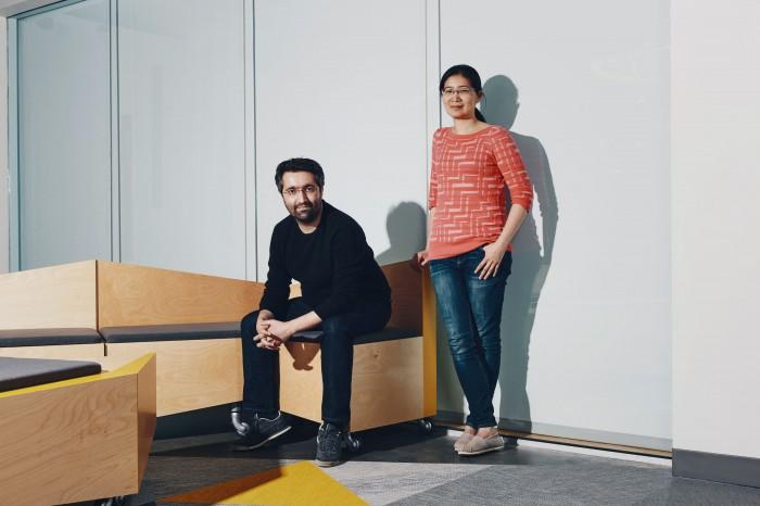 Sertac Karaman and Vivienne Sze