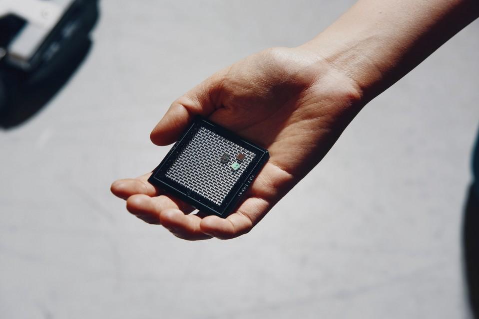 mit ai tech chip future secretive technology bezos demoed jeff conference key could luong tony photographs