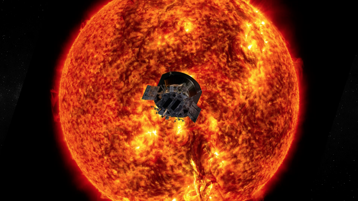 The closest ever approach to the sun has shown us the origin of solar wind