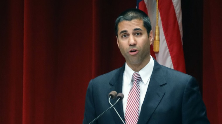 Ajit Pai plans to scrap net neutrality rules.