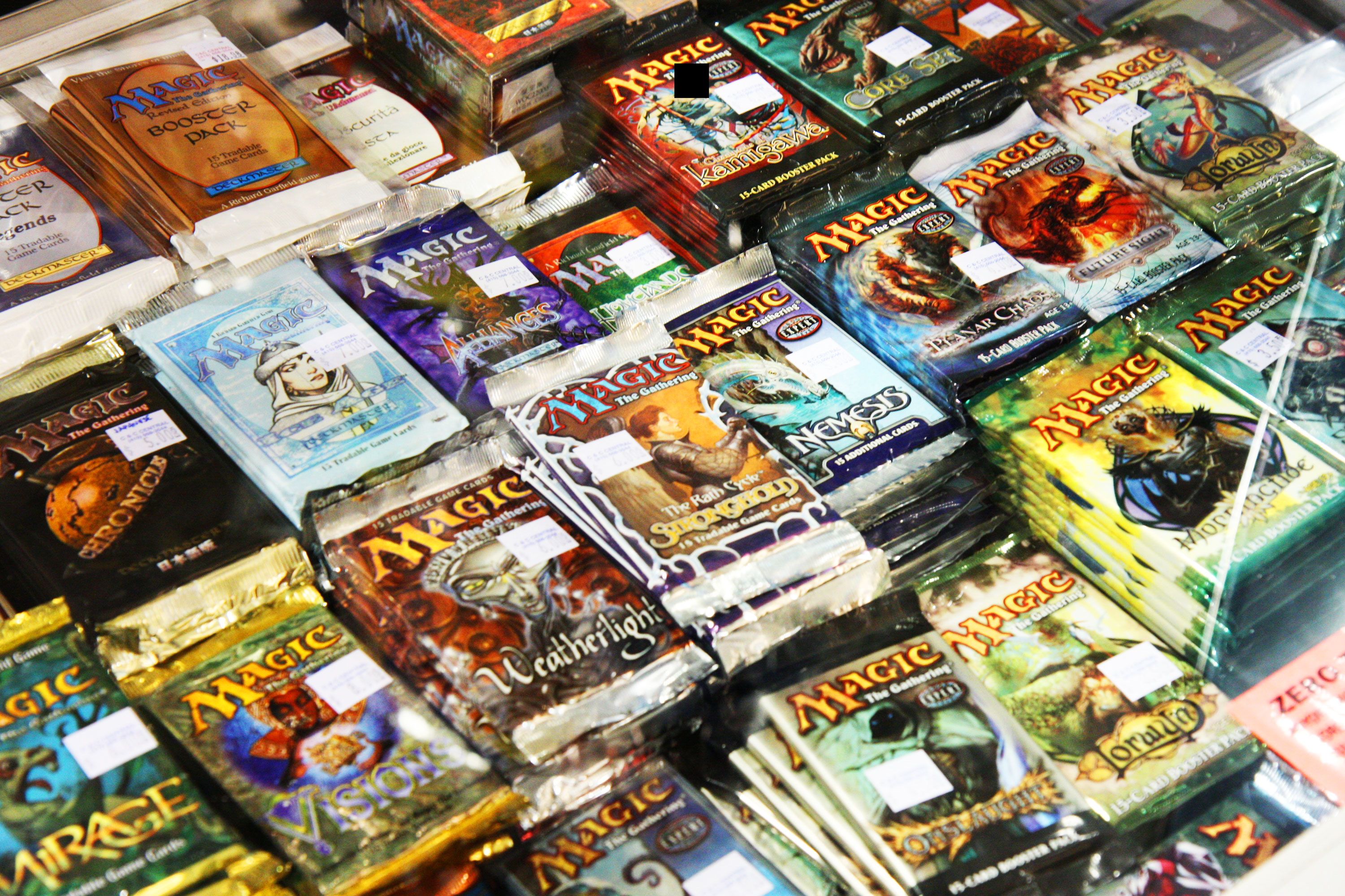 """Magic: The Gathering"" is officially the world's most complex game"