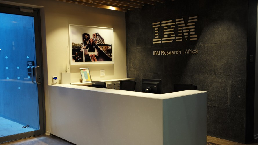 IBM Research's office in Nairobi, Kenya
