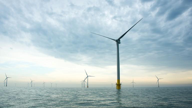 A Vattenfall  wind farm