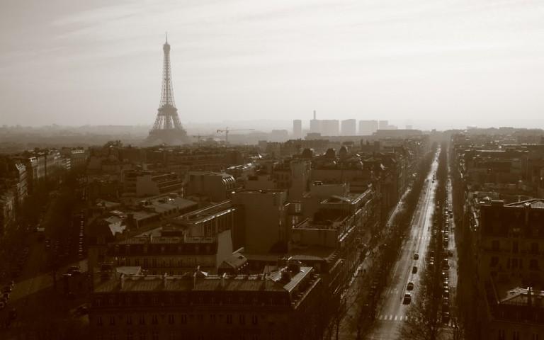 Parisian smog