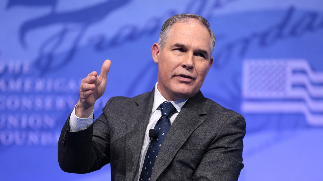 Scott Pruitt will roll back the Clean Power Plan.