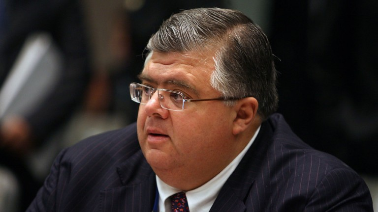 Agustin Carstens, chief of the Bank for International Settlements (BIS)