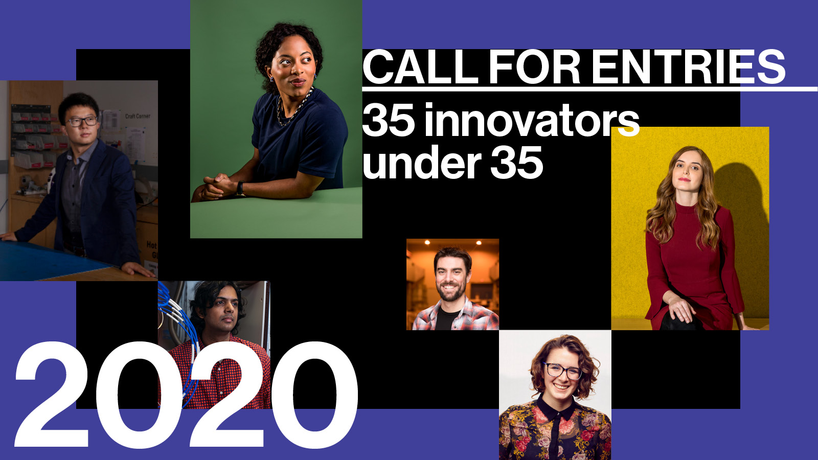 Help us pick the next great young innovators