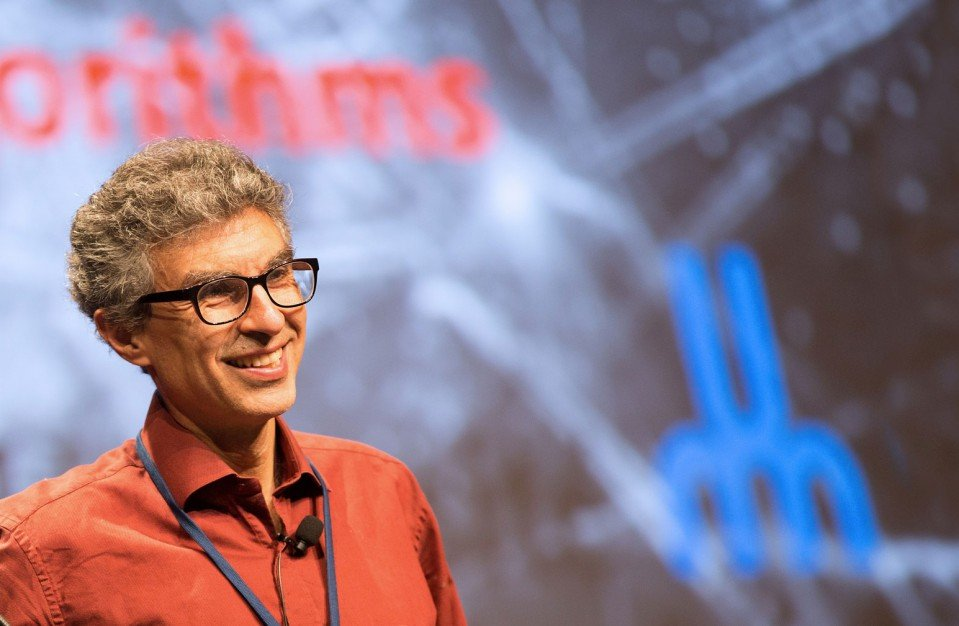 Photo of Yoshua Bengio