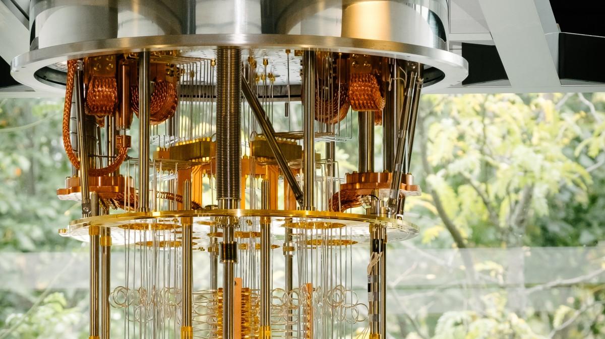 Ibm raises the bar with a 50 qubit quantum computer mit technology ibm raises the bar with a 50 qubit quantum computer mit technology review malvernweather Gallery