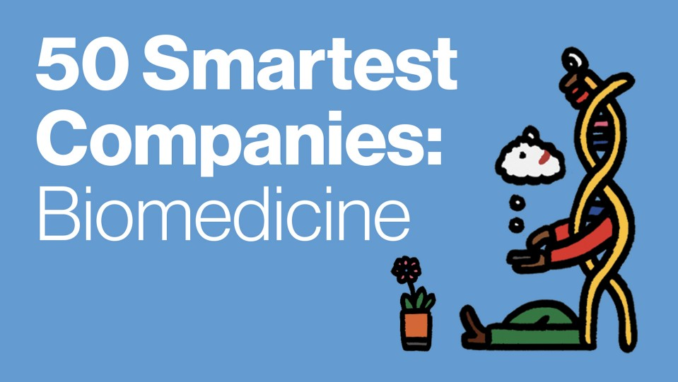 The 5 Smartest Companies Analyzing Your DNA - MIT Technology