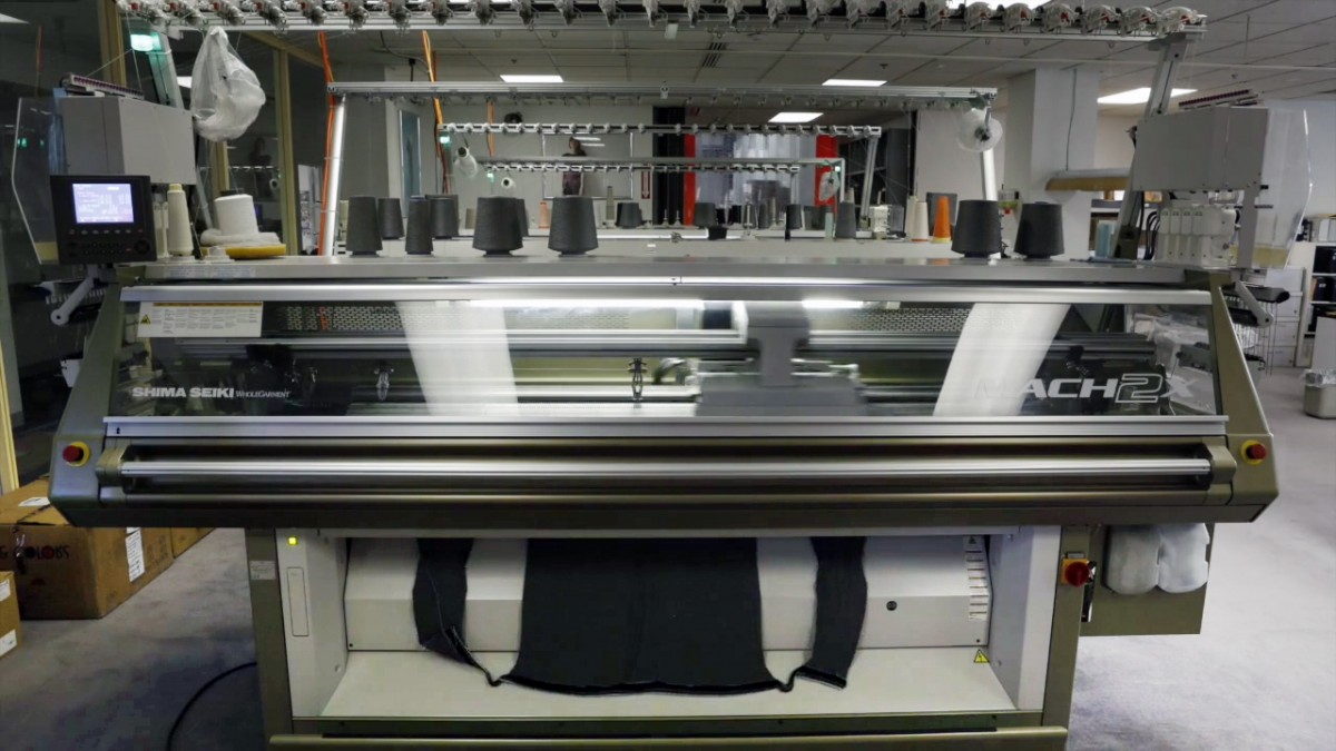 Knitting Machines Unlimited : D knitting brings tech to your sweaters—for a price