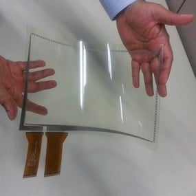 3M Flexible touch sensor