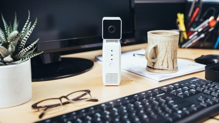 Amazon's new deep-leanring camera, DeepLens.