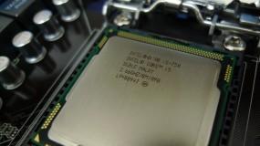 An Intel Core i5 processor