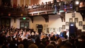 IBM Debater system at Cambridge