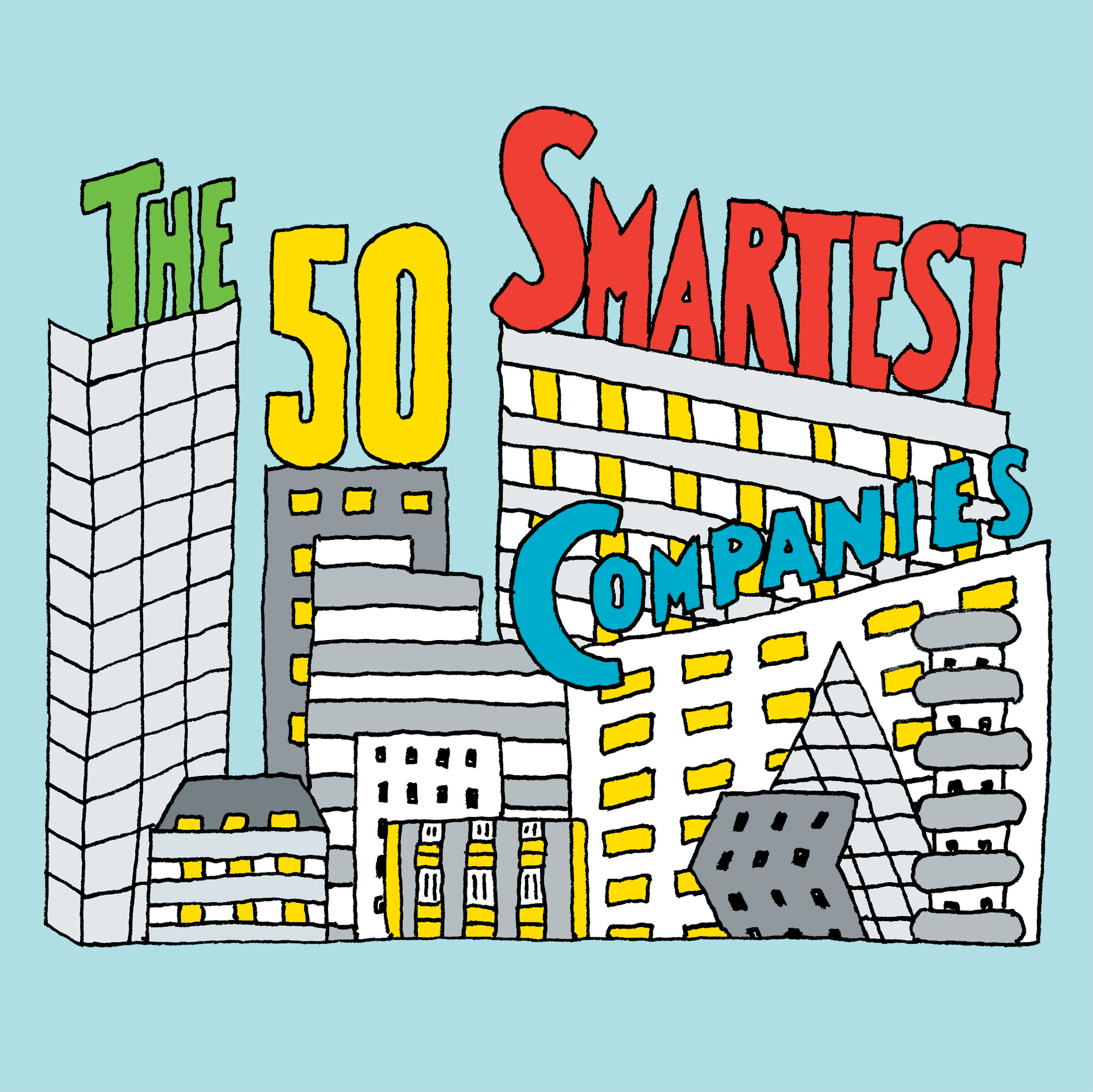 50 Smartest Companies 2015 - MIT Technology Review