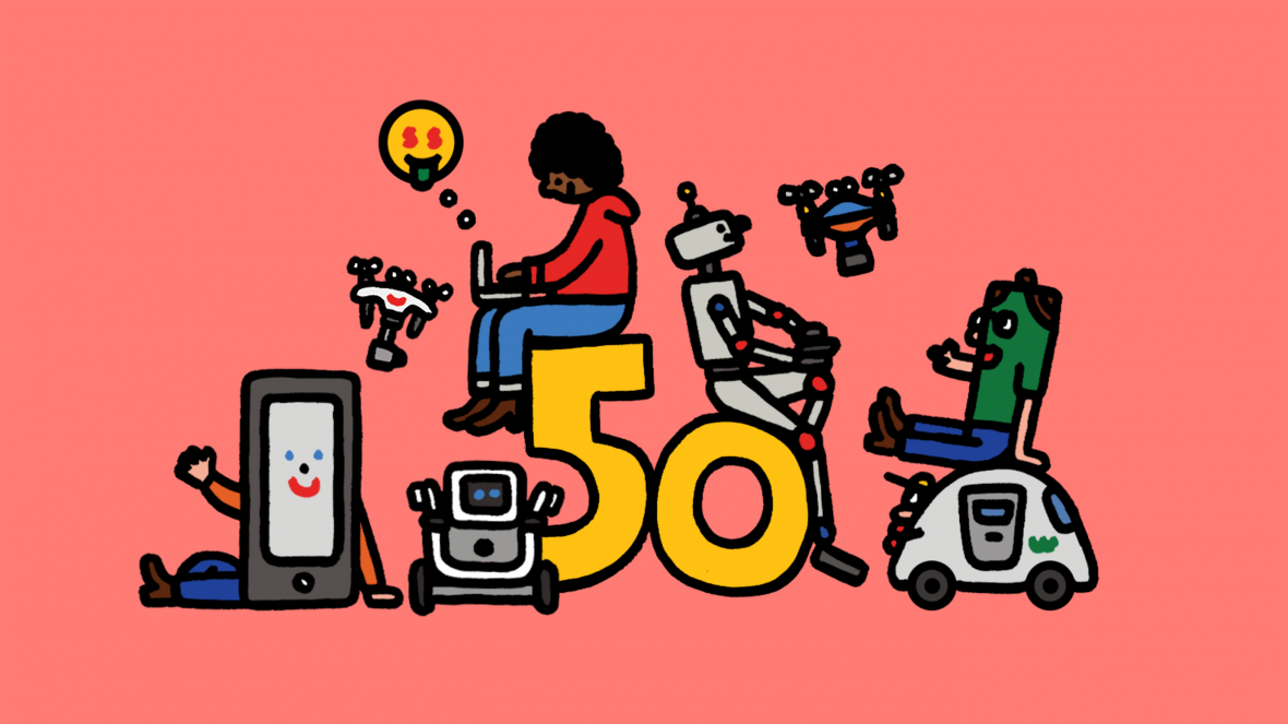 What are the 50 Smartest Companies?