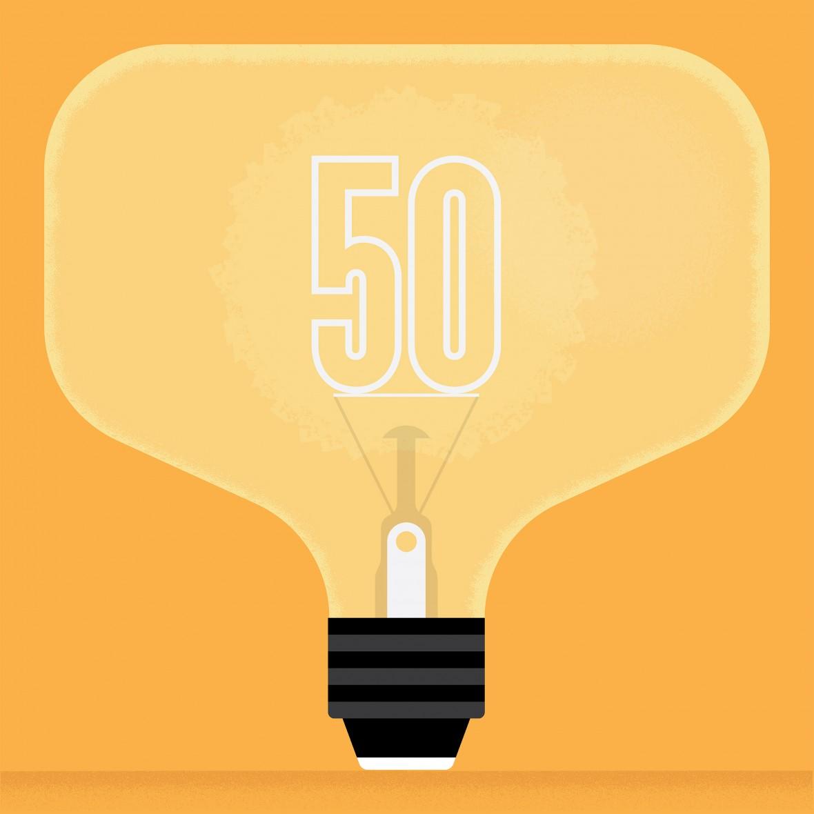 50 Smartest Companies 2016