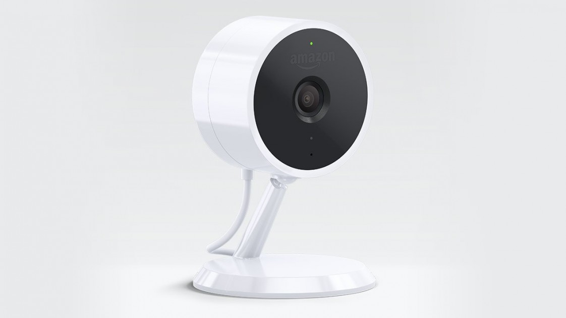 Amazon's Cloud Cam will let you watch someone enter your home.