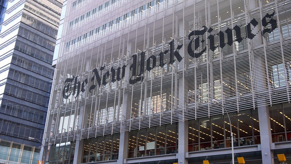 """Blockchain technology is at the core of a new research project the New York Times has launched, aimed at making """"the origins of journalistic content clearer to [its]"""