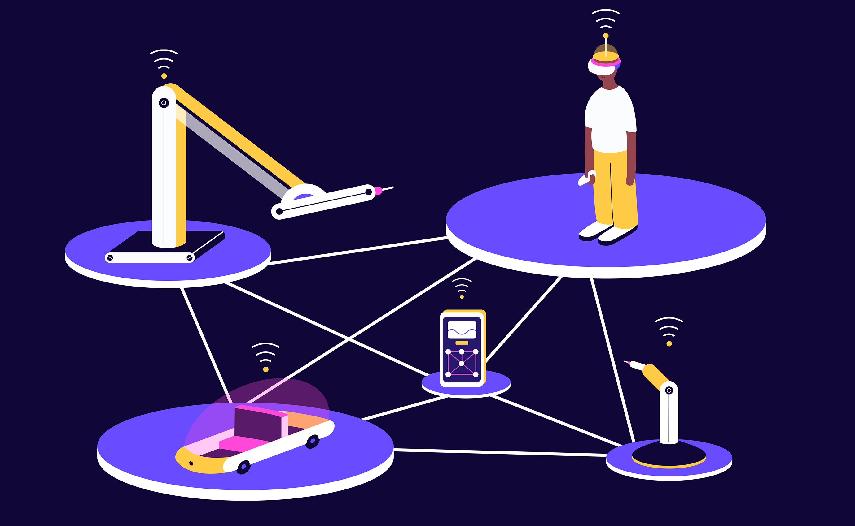 Companies fed up with crappy Wi-Fi are deploying 5G instead - MIT