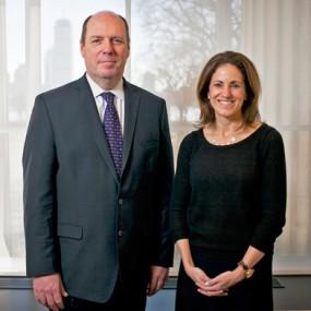 Martin Schmidt and Cynthia Barnhart