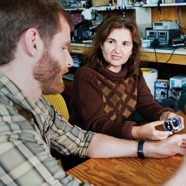 Kyle Gilpin, Daniela Rus, and John Romanishin