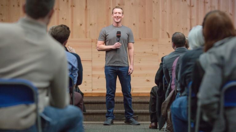 Mark Zuckerberg has big problems to solve