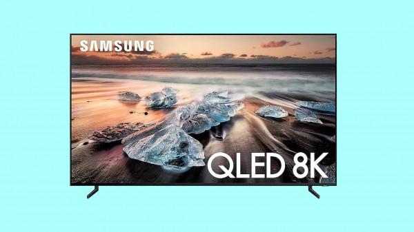 Photo of Samsung 8K television
