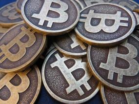 "a bunch of ""bitcoins"""