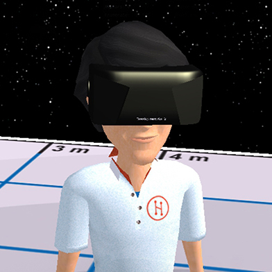 The Quest to Put More Reality in Virtual Reality - MIT