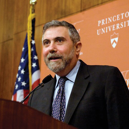 Paul Krugman, PhD '77