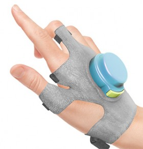 Hope in a Glove for Parkinson's Patients