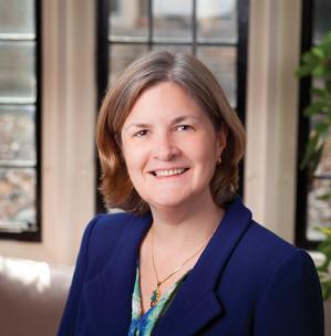Nancy Andrews, PhD '85
