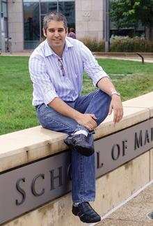 Elad Shoushan, MBA '14